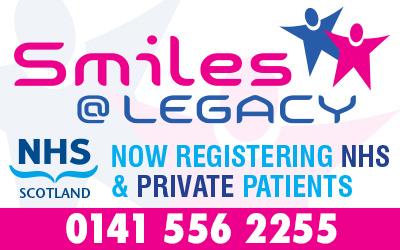 Legacy nhs ad